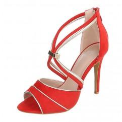 Rdeči sandali 75-GL