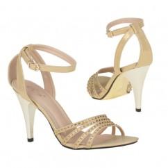 Zlati sandali 2-GL