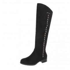 Črni škornji 90