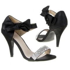 Črni sandali 11