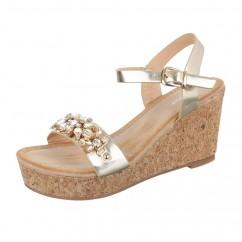 Zlati sandali 11