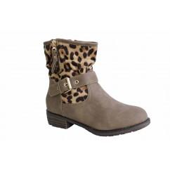 Gležnarji leopard 32