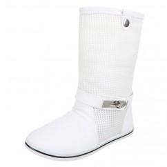 Beli škornji 19